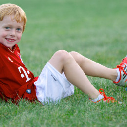 8-year-old Jack Brown starts juggle journal to support Charity Ball