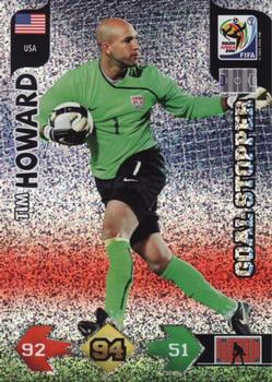 Tim Howard 2010 WC panini