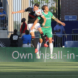 In Pictures: Union 2-1 Cosmos