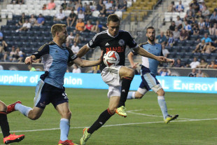 In Pictures: Union 3-1 City Islanders