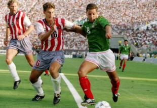 Mike Sorber at the 1994 World Cup