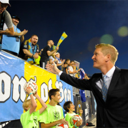 Notes from Curtin's weekly presser, new Bimbo deal, 8000 USOC final tickets sold so far, more