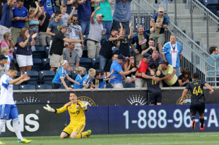 Analysis and Player Ratings: Union 2-1 Impact