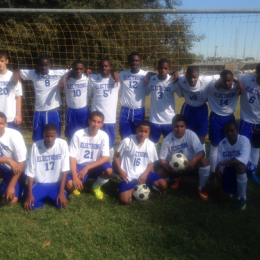 District Twelve Boys' Soccer: Electrons making currents