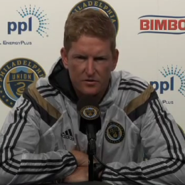 Video and transcript: Jim Curtin's Weekly Union press conference