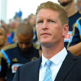 Official: Jim Curtin named as Union manager