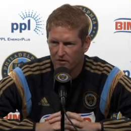 Video and transcript: Jim Curtin's weekly press conference, Oct. 22