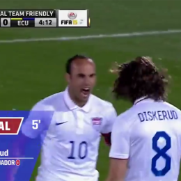 Recap: USMNT 1–1 Ecuador