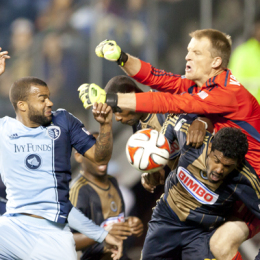 In Pictures: Union 2-1 Sporting KC