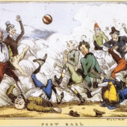 The origins of soccer in Philadelphia, part 2: Colonial football