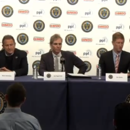 Transcript and video: Jay Sugarman and Rene Meulensteen press conference