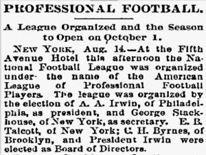 Philadelphia Inquirer, August 15, 1894