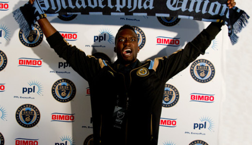 Union re-sign Sapong to a three-year deal