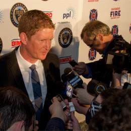 Sakiewicz and Curtin speak to media about season opener, PPL prep