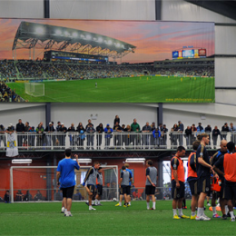 Open practice at YSC today, more Union bits, league and national team news, more