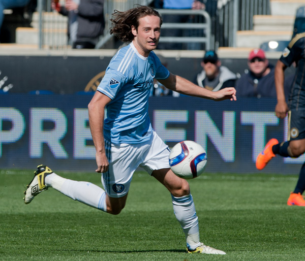 Diskerud to join New York City FC | Digicel SportsMax