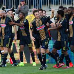 In pictures: Union 2-1 NYCFC