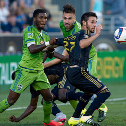 In pictures: Union 1-0 Sounders