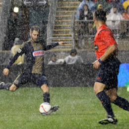 In Pictures: Union 2-2 Impact