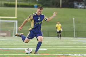 Reading United captain, Keegan Rosenberry. (Photo Credit: Dave Musante/Penn Images)