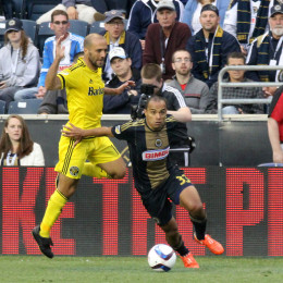 In Pictures: Union 3-0 Crew