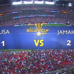 Gold Cup recap: USA 1-2 Jamaica