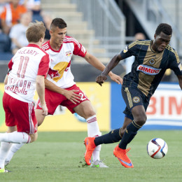 In Pictures: Union 1-3 Red Bulls