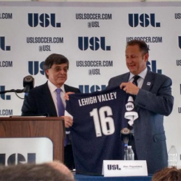 Union announces USL team