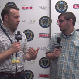 Postgame video and quotes: Union 1-2 Crew