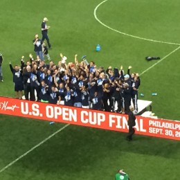 US Open Cup Final: Philadelphia Union 1-1 Sporting Kansas City  (6-7 penalties)