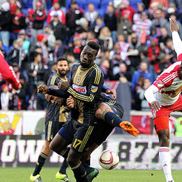 In Pictures: Union 1-4 Red Bulls