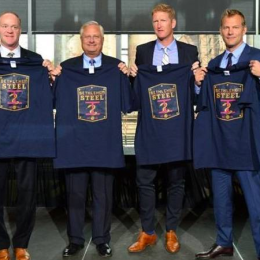Quotes from BSFC USL unveiling, Carroll on his future, playoffs begin tonight, Wambach retires, more