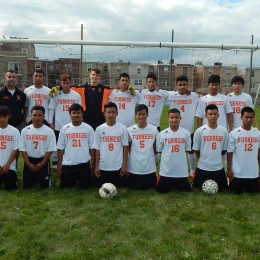 Furness Boys Soccer and Coach Licinio Ferreira