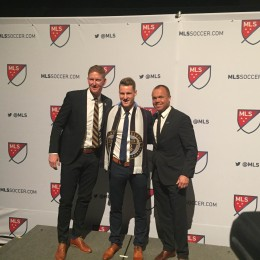 Philadelphia Union select Fabian Herbers 6th overall in 2016 SuperDraft