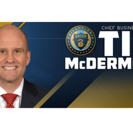 Union name Tim McDermott new Chief Business Officer