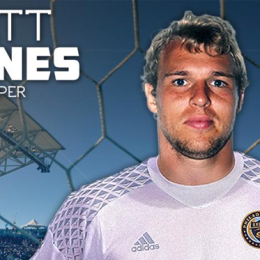 New Union GK, preseason win over US U-17s, USWNT in Olympic qualifier tonight, more
