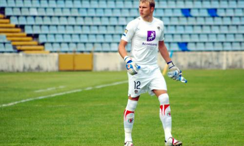 Union acquire goalkeeper Matt Jones on loan