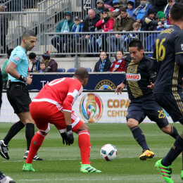 Philadelphia Union vs. New England Revolution quick reference