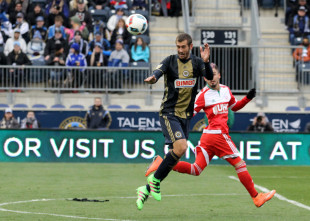 PSP talks to Philadelphia Union defender Ken Tribbett