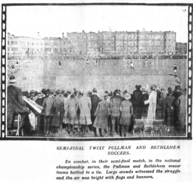 Chicago Daily Tribune, April 23, 1916.