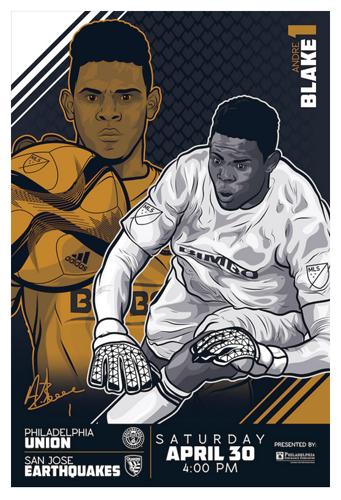 Andre-blake-gameday-poster