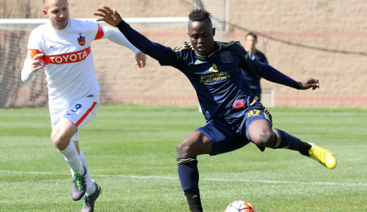 Bethlehem Steel parts ways with four players