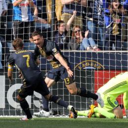 In Pictures: Union 2-0 NYCFC