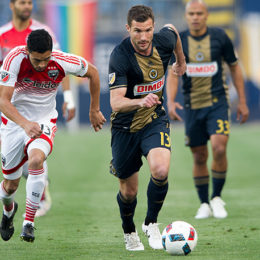 PSP talks to Union winger Chris Pontius