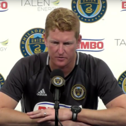 Full transcript: Jim Curtin's midweek presser