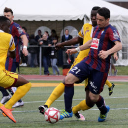 In Pictures: Philadelphia Fury 1-1 SD Eibar