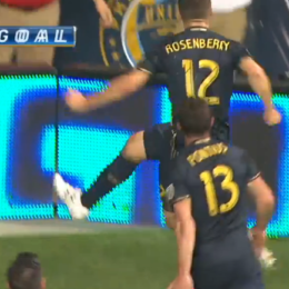 Match report: Philadelphia Union 2-2 Los Angeles Galaxy