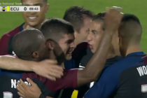 Recap: USMNT 1–0 Ecuador