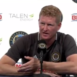 Summary of Jim Curtin's midweek presser