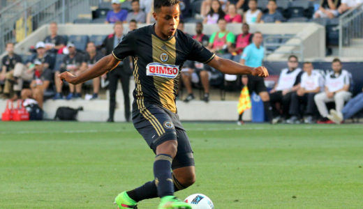 Alberg named to Team of the Week, no timetable for Sapong return, more Union bits, more